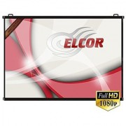 ELCOR Map Type screens 5ft x 7ft with 100 Diagonal In HD 3D 4K Technology