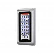Dispozitiv de acces stand alone cu actionare prin cartela de proximitate sau cod.