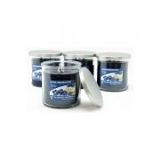 4 Twin Wick Yankee Candle Tumblers