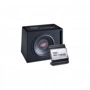 Kit Amplificador + Subwoofer Mac Audio Xtreme 2000