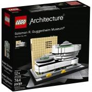 LEGO ARCHITECTURE 21035 KIT DE CONSTRUCCION SOLOMON R. MUSEO GUGGENHEIM 6174067