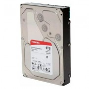 Твърд диск toshiba x300 - high-performance hard drive 6tb (7200rpm/128mb),bulk, hdwe160uzsva