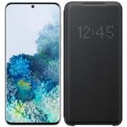 Samsung Galaxy S20 128GB Blauw 4G + Samsung LED View Cover Zwart