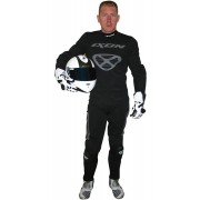 Ixon R.10 Oblek proti dešti 3XL 4XL Černá