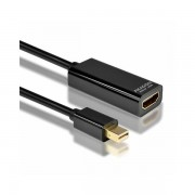 AXAGON RVDM-HI,Mini DisplayPort-HDMI Reduction/Adapter RVDM-HI