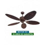 CasaFan Ventilador De Techo Casafan 9262902 Caribbean Dream Eco 137 Rústico