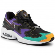 Обувки NIKE - Air Max2 Light Prm BV0987 023 Black/Flash Crimson