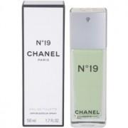 Chanel No.19 Eau de Toilette para mulheres 50 ml