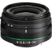 Pentax 18-50mm F/4.0-5.6 HD DA DC WR RE - NERO - 2 Anni Di Garanzia