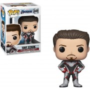 Tony Stark Iron Man Funko Pop Avengers Endgame