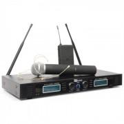 Power Dynamics PD732C Système micro sans fil UHF2x 16 canaux