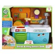 LeapFrog Scrub and Play Smart Sink 608103 (limba engelza)