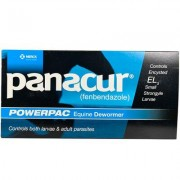 Wormers Medication, Panacur Paste Equine Dewormer 57 gm 5 pk Powerpac