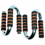 WOLPHY STEEL ''S'' SHAPE PUSH UP BAR DIPS STAND
