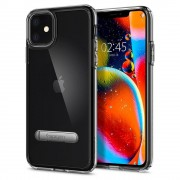 "Husa Spigen Ultra Hybrid ""S"" Iphone 11 Crystal Clear"