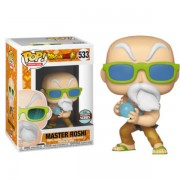 Pop! Vinyl Dragon Ball Super - Maestro Muten Max Power Figura Pop! Vinyl Esclusiva