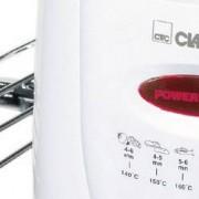 Clatronic Fritovací hrnec/nádoba na přípravu fondue Clatronic FFR 2916 900 W, manuálně nastavitelná teplota, bílá, šedá