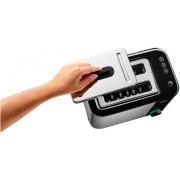 Braun Toaster HT 5010.BK schwarz silber ID Collection, 2 kurze Schlitze, 1000 W