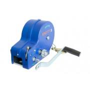 Treuil 1135 kg Knott à câble, boîtier bleu
