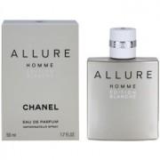 Chanel Allure Homme Édition Blanche eau de parfum para hombre 50 ml