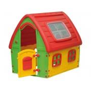 starplay 50-560 Casa Gioco Casetta Per Bambini Da Giardino Esterno Cm 123,5x102,5x121 H - Fairy House - 50-560