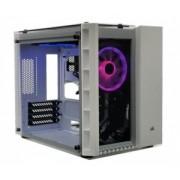 Carcasa Corsair Crystal Series 280X RGB Micro-ATX, No PSU, Alb