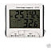 Aeoss Weather Station Household Indoor Outdoor Temperature Humidity Meter Digita LCD (A317)