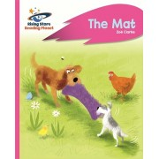 Reading Planet - The Mat - Pink A: Rocket Phonics, Paperback/Zoe Clarke