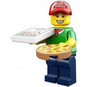 LEGO Minifigures Series 12 Pizza Delivery Man Construction Toy