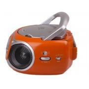 TREVI Radioodtwarzacz CD 512 Pomarańczowy