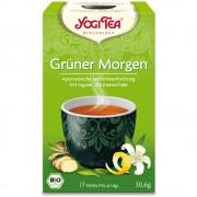 Yogi Tea® Grüner Morgen 17X1,8 g Filterbeutel
