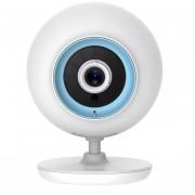 Cámara de Vigilancia D-LINK DCS-820L Baby Monitor Dia Noche Wi-Fi Sonido