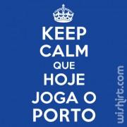 T-shirt Keep Calm Porto