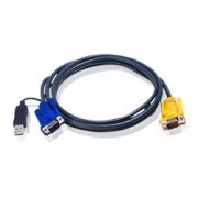 Aten Cavo per KVM USB/SPHD-15 mt. 1,8, 2L-5202UP