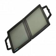 Cargador y mantenedor de batería solar 12 v.