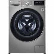 Masina de spalat rufe LG F4WN609S2T 9 kg 1400 RPM A+++ Direct Drive Turbo Wash Smart Diagnosis WiFi Argintiu