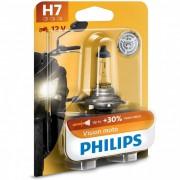 Philips MotoVision 12972PRBW +30% H7 bliszteres