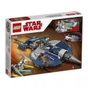 LEGO R Star Wars Speeder-ul de lupta al Generalului Grievous 75199