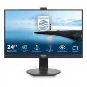 Philips 23.8in w-led 1920x1080 16:9 5ms 241b7qpjkeb/00 1000:1 vga/hdmi in