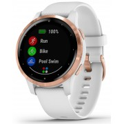 Garmin Montre-connectee GARMIN - Vívoactive® 4S Rose Gold - Bluetooth - 010-02172-22