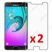 Ebeststar ® Pour Samsung Galaxy A5 2016 A510f - Lot X2 Film Protection Écran Verre Trempé Anti Casse Anti-Rayures
