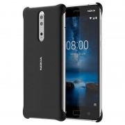 Capa Soft Touch CC-801 para Nokia 8 - Preto