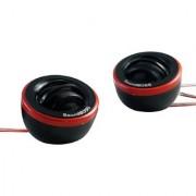 SoundBoss Car Coaxial Dome Tweeter Speaker 300W MAX