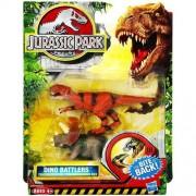 Jurassic Park Dino Battlers - Triceratops vs. Tyrannosaurus Rex