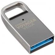 Флаш памет Corsair Flash Voyager Vega USB 3.0 32GB, Ultra-Compact Low Profile USB Flash Drive, Zinc Alloy Housing, Plug and Play, CMFVV3-32GB