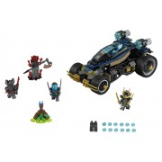 LEGO® NINJAGO™ Vehiculul Samurai VXL - L70625
