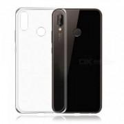 Huawei P20 Lite Transparent Ultra Thin Silicone skal
