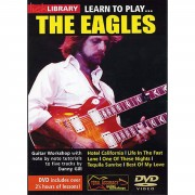 Roadrock International Lick Library: Learn To Play The Eagles DVD