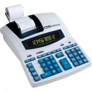Calcolatrice stampante 1231X Ibico IB404009 - 082304 Cifre display 12 - Colore bianco/blu - Dimensioni 300x230x75 mm - Larghezza rotolo 58 mm - IB404009
