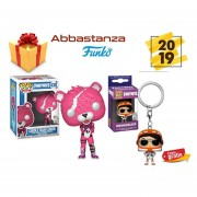 Set 2 Cuddle Team Leader Funko Pop Games Fortnite Llavero